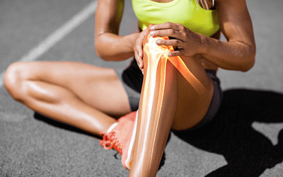 Infographie: les blessures sportives les plus courantes