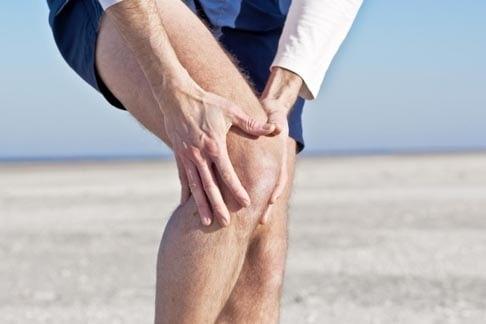 mal au genou, sport pour mal au genou, kinésithérapie